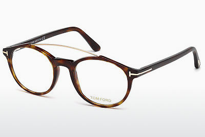 Óculos de design Tom Ford FT5455 052 - Castanho, Dark, Havana