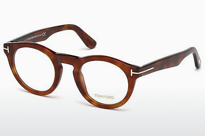 Óculos de design Tom Ford FT5459 053 - Havanna, Yellow, Blond, Brown