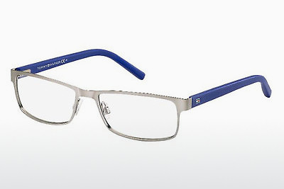 Óculos de design Tommy Hilfiger TH 1127 0L7 - Prateado, Ruthenium