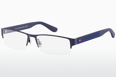 Óculos de design Tommy Hilfiger TH 1236 1IC - Azul