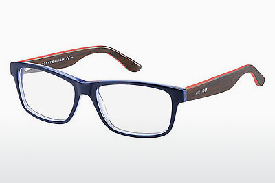 Óculos de design Tommy Hilfiger TH 1244 1IV - Azul