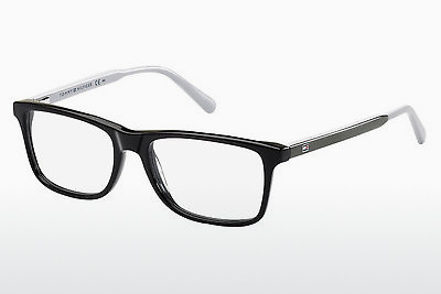Óculos de design Tommy Hilfiger TH 1274 4LL - Blackgrey