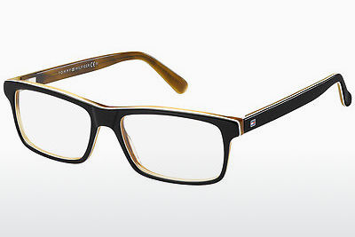 Óculos de design Tommy Hilfiger TH 1328 UNO - Bkwhthorn