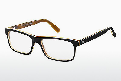 Óculos de design Tommy Hilfiger TH 1329 UNO - Bkwhthorn