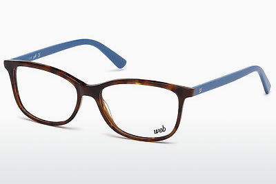 Óculos de design Web Eyewear WE5133-N 053 - Havanna, Yellow, Blond, Brown