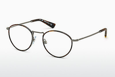 Óculos de design Web Eyewear WE5175 08A - Cinzento, Shiny
