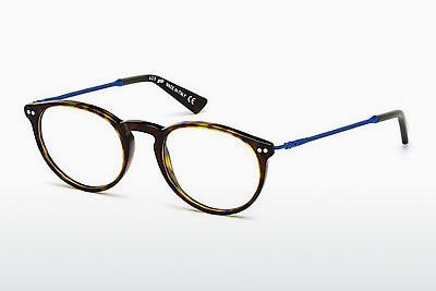 Óculos de design Web Eyewear WE5176 052 - Castanho, Havanna