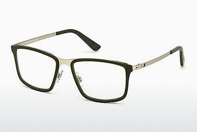 Óculos de design Web Eyewear WE5178 017 - Cinzento, Matt, Palladium