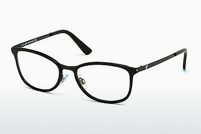 Óculos de design Web Eyewear WE5179 002 - Preto, Matt