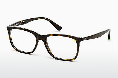 Óculos de design Web Eyewear WE5180 052 - Castanho, Dark, Havana
