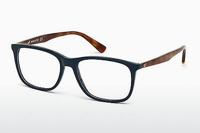 Óculos de design Web Eyewear WE5180 091 - Azul, Matt