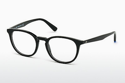 Óculos de design Web Eyewear WE5181 001 - Preto, Shiny