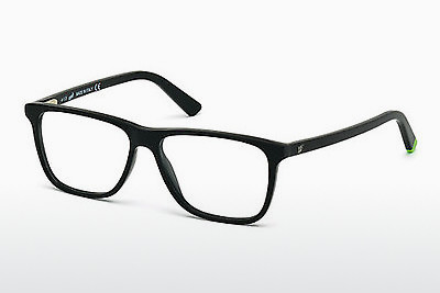 Óculos de design Web Eyewear WE5184 002 - Preto, Matt