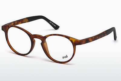 Óculos de design Web Eyewear WE5186 053 - Havanna, Yellow, Blond, Brown