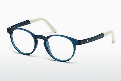 Óculos de design Web Eyewear WE5186 091 - Azul, Matt