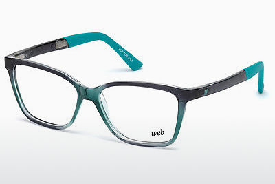 Óculos de design Web Eyewear WE5188 089 - Azul, Verde