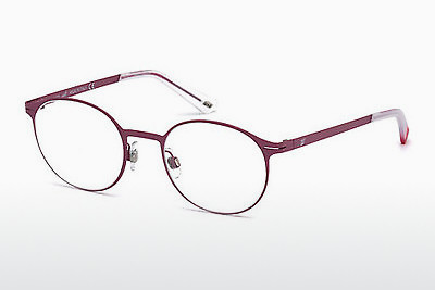 Óculos de design Web Eyewear WE5192 076 - Rosa, Matt, Fuchsia