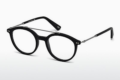 Óculos de design Web Eyewear WE5204 002 - Preto, Matt