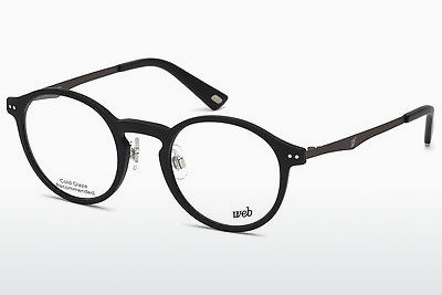Óculos de design Web Eyewear WE5207 002 - Preto, Matt