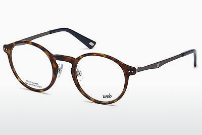 Óculos de design Web Eyewear WE5207 052 - Castanho, Dark, Havana