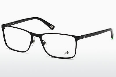Óculos de design Web Eyewear WE5210 002 - Preto, Matt