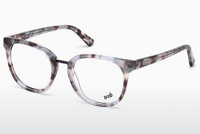 Óculos de design Web Eyewear WE5228 081 - Púrpura, Shiny