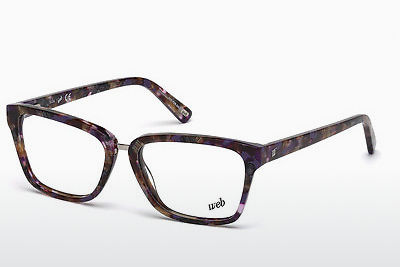 Óculos de design Web Eyewear WE5229 081 - Púrpura, Shiny