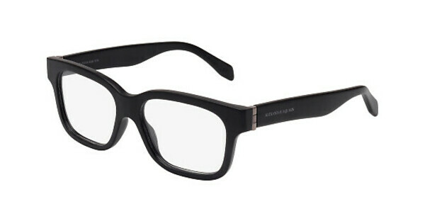 Alexander McQueen AM0038O 001 BLACK