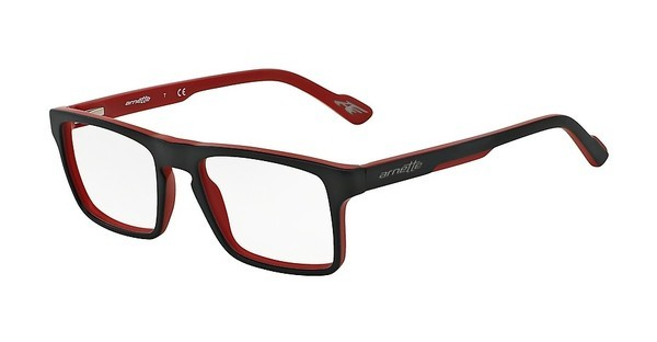 Arnette AN7056 1135 MATTE TOP BLACK ON RED