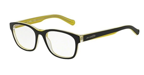 Arnette AN7081 1139 BLACK/YELLOW/CLEAR