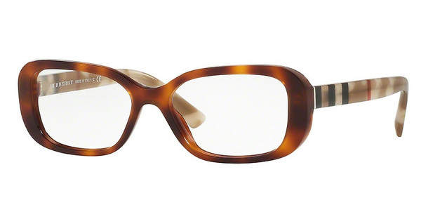 Burberry BE2228 3601 LIGHT HAVANA