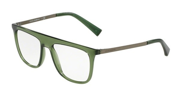 Dolce & Gabbana DG5022 3068 TRANSPARENT GREEN