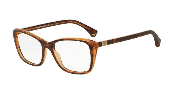 Emporio Armani EA3083 5515 TOP HAVANA/OPAL HONEY/HONEY TR