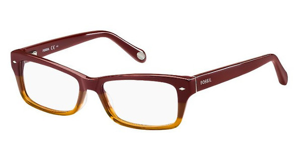 Fossil FOS 6066 RNM RED BROWN