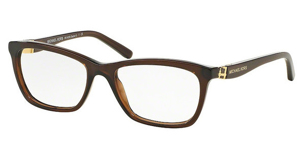 Michael Kors MK4026 3085 DARK BROWN TRANSPARENT