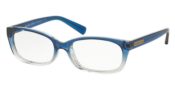 Michael Kors MK8020 3122 BLUE CLEAR GRADIENT