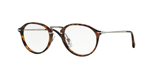 Persol PO3046V 108 LIGHT HAVANA