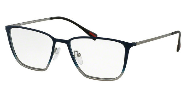 Prada Sport PS 51HV U6T1O1 TOP BLUE GRADIENT/GUNMETAL