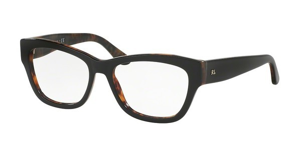 Ralph Lauren RL6156 5260 BLACK/HAVANA JERRY