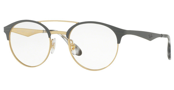 Ray-Ban RX3545V 2913 GOLD/MATTE GREY