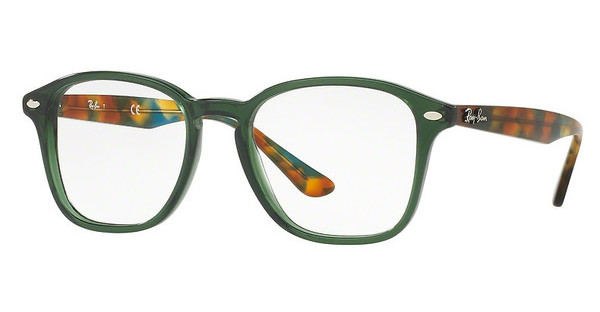 Ray-Ban RX5352 5630 OPAL GREEN