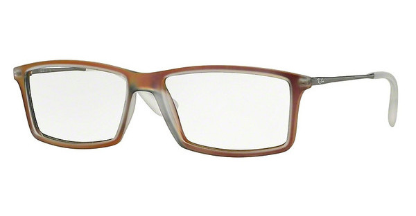 Ray-Ban RX7021 5497 IRIDESCENT RED