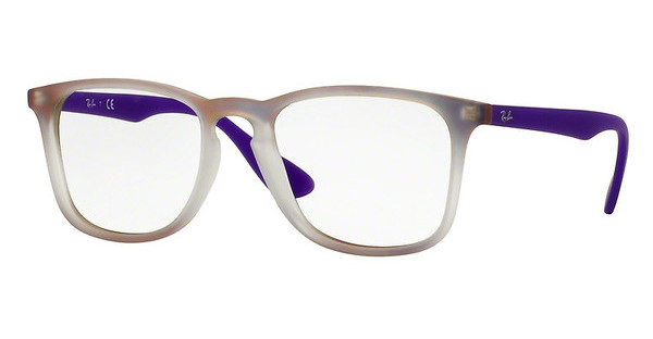 Ray-Ban RX7074 5600 VIOLET GRADIENT/RUBBER