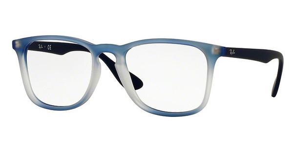 Ray-Ban RX7074 5601 BLUE GRADIENT/ RUBBER