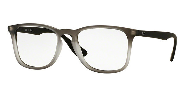 Ray-Ban RX7074 5602 GREY GRADIENT/ RUBBER
