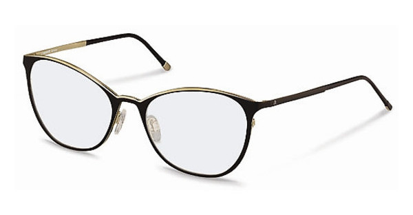 Rodenstock R2568 A black, light gold