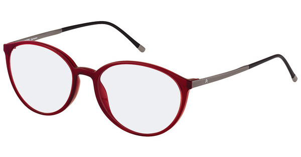 Rodenstock R5292 D dark red/ gun metal