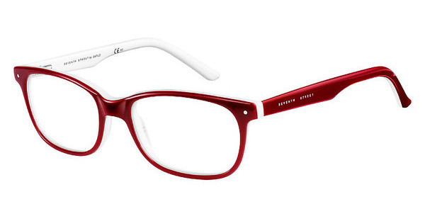Safilo S 201/N 0QN RED WHITE