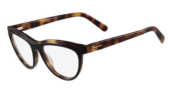 Salvatore Ferragamo SF2750 006 BLACK-HAVANA
