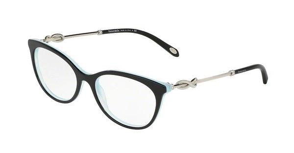 Tiffany TF2142B 8193 BLACK/STRIPED BLUE